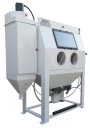 Space Saving Side Mounted Dust Collector