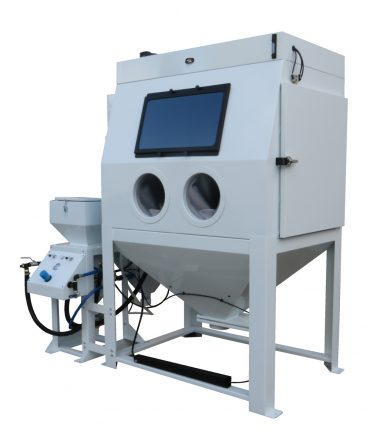 N-200 Stage II Direct Pressure Soda Blasting Cabinet